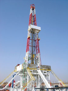 Skid-Mounted Drilling Rigs