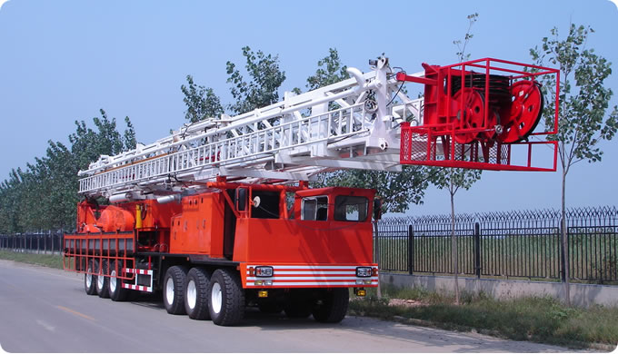 workover rig, onshore workover rigs, offshore workover rigs